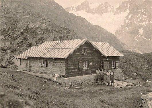 Cabane de Chanrion