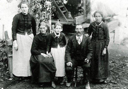 Famille Darioli, sans Damien