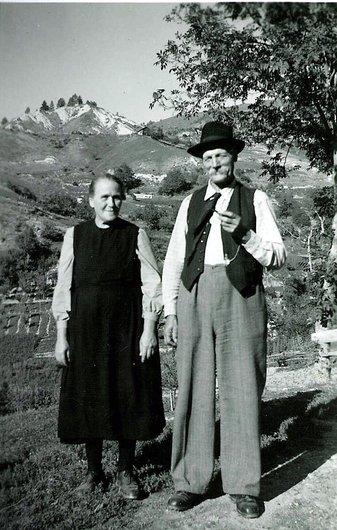 Damien et Léonie