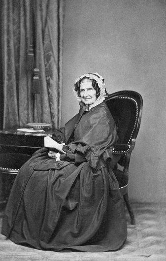 Sophie Favarger-Jeanrenaud (1773-1862)