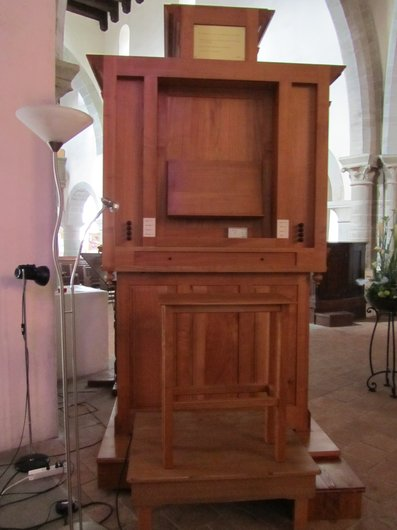 Cossonay orgue de choeur