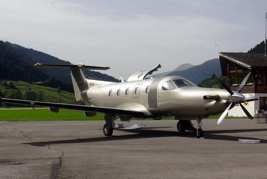 Avion LX-NEW Pilatus