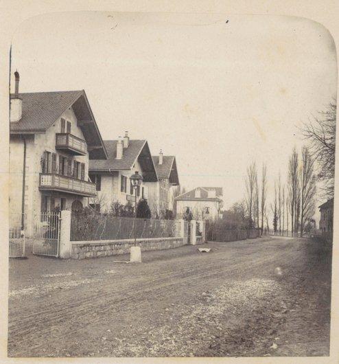Rue principale Bellevue