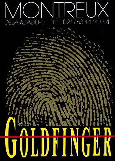 """""""Le Goldfinger""""  Discothèque"""