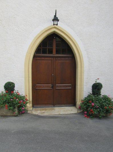 Eclépens l'église