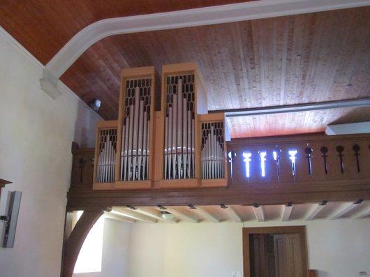 Bercher église Saint-Etienne
