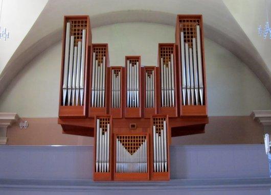 Assens orgues église catholique St.-Germain