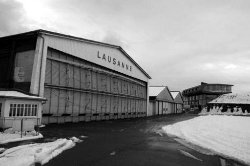 Aérodrome de la Blécherette à Lausanne