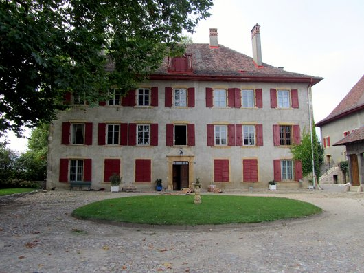 Eclépens le Château