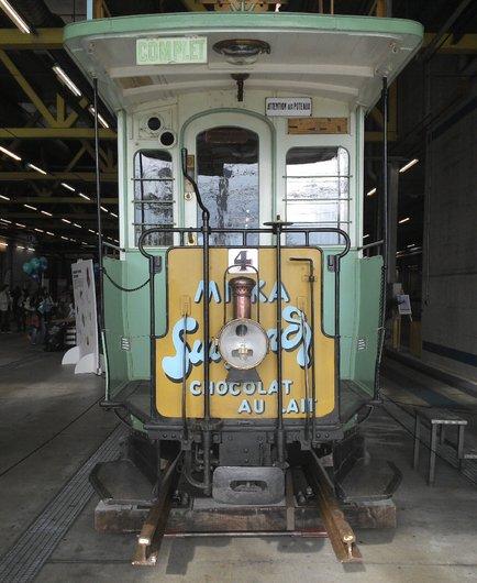 VMCV - Tramway Électrique de 1888
