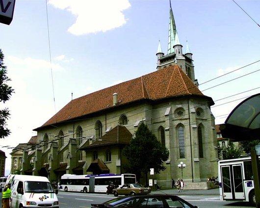 Place Saint-François et urbanisme