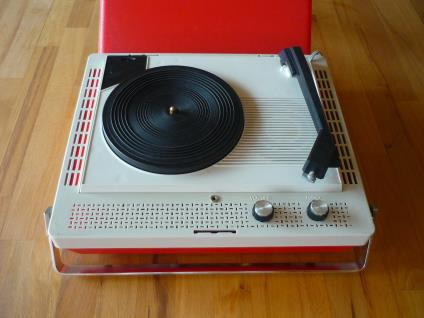 Tourne-Disques Wyder - Mallette