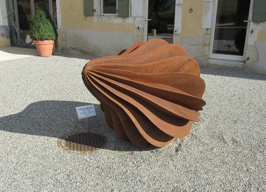 Vullierens Herbert Mehler sculpteur