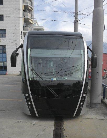 VMCV - Le Trolleybus du Futur ...