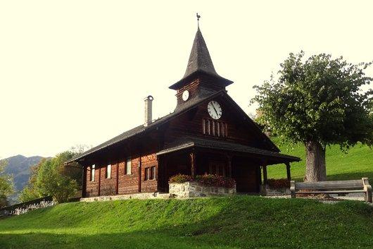 Eglise de la Forclaz - Ormonts-Dessous