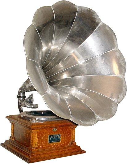Gramophone - Victor V