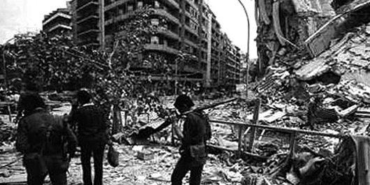 Sommet du Liban à Lausanne; conflit armé....