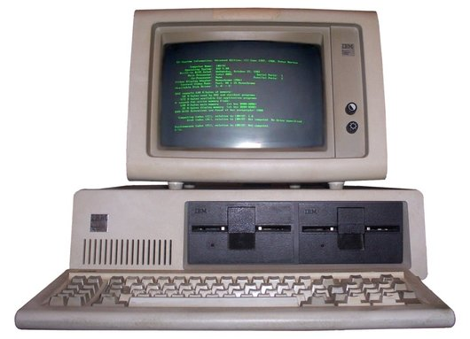 IBM PC 5150 ou IBM PC-AT 1