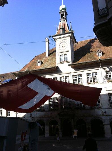 Lausanne hier et aujourd'hui
