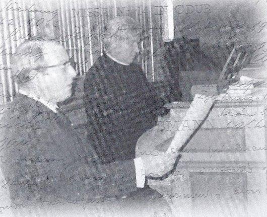 Charles Jauquier chante à Surpierre