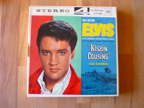 Bande Audio type Revox - Elvis