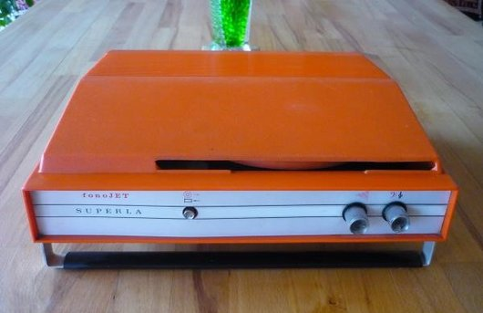 Mange disque Fonojet - Superla