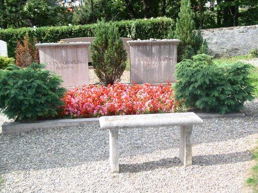 Cimetière de Corsier-sur-Vevey