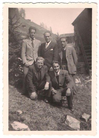 Classe 1919 de Grimentz