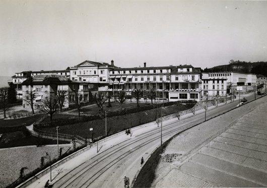 Hôpitaux 1937