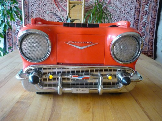 Radio - Cassette Chevrolet Bel Air Classic Chevy 1957