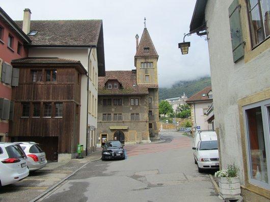 Saint-Blaise Neuchâtel La maison neuve