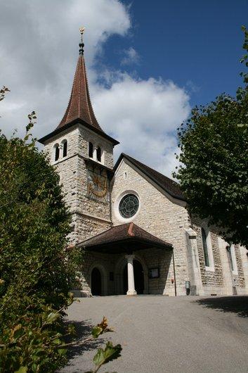 Temple de Fontainemelon (NE)