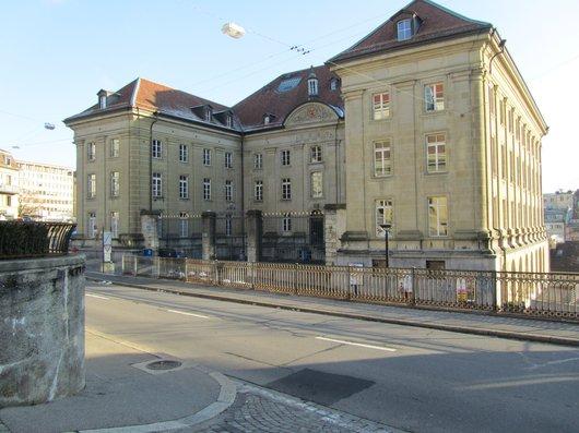 Gymnase cantonal de la Cité Lausanne