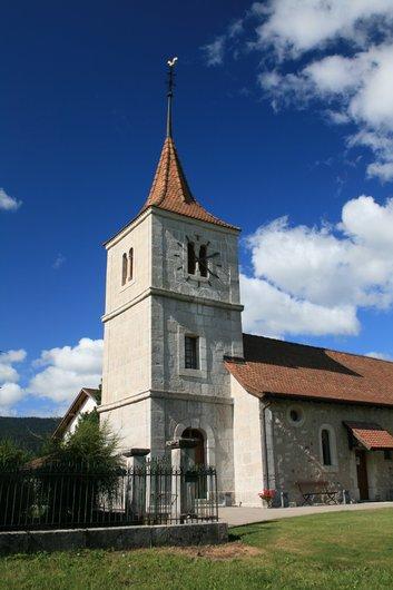 Temple d'Engollon