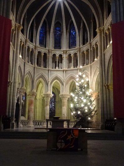 Période de l'Avent - Cathédrale Notre-Dame de Lausanne