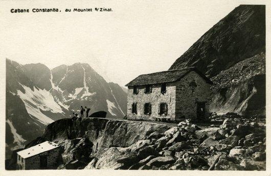 Cabane Constantia au Mountet
