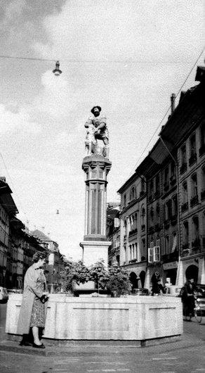 Berne fontaine de Samson