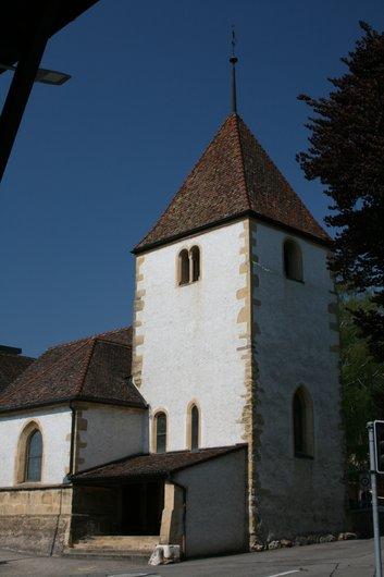 Temple de Cornaux