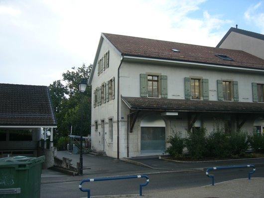 Vernier, l'ancienne mairie_518