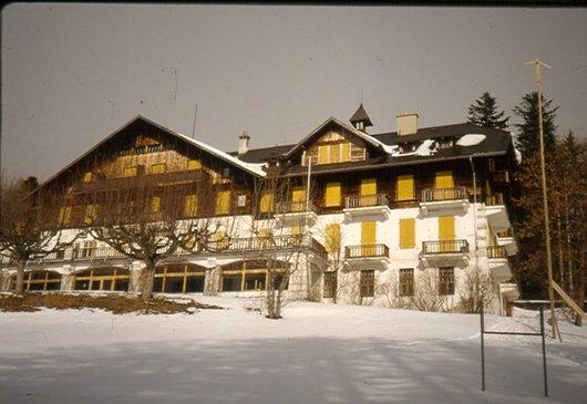 Ancien Hôtel de Chaumont (NE)