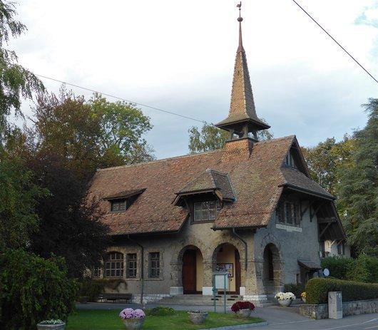 Petit-Lancy, chapelle