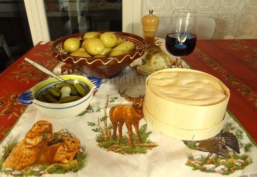Le Vacherin - fromage de l'hiver
