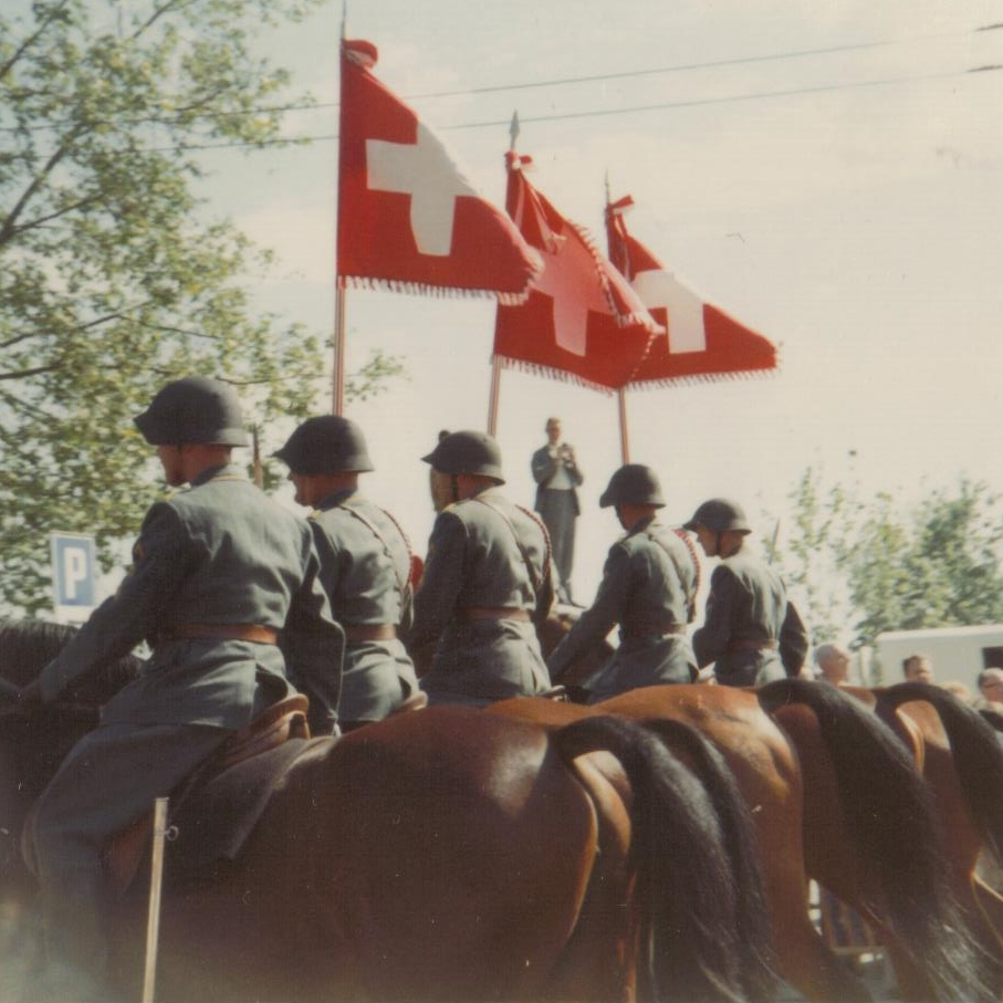 Défilé militaire