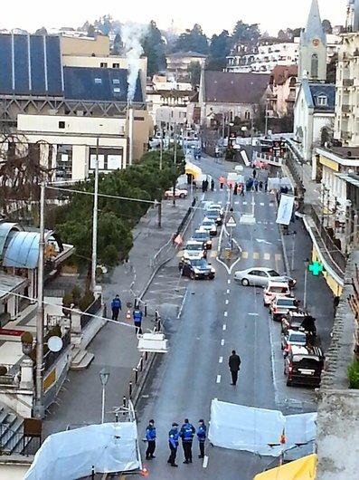 Montreux Barricadée et Sécurisée comme Fort Knox