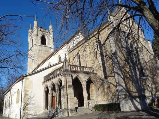 Eglise Saint-Martin - Vevey