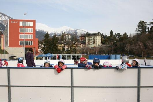 Les petits patineurs