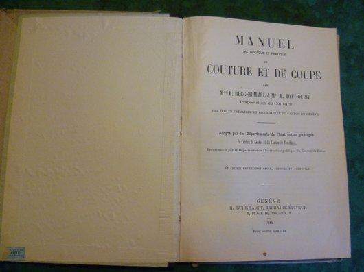 Manuel de couture et coupe Genève_1914_535