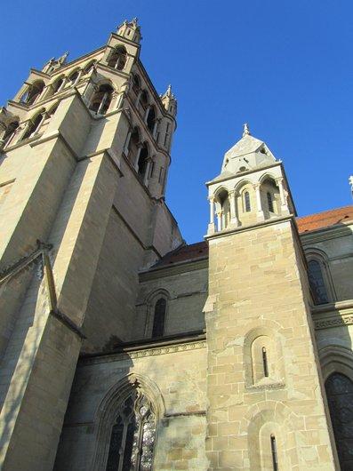 Lausanne  Cathédrale Notre-Dame