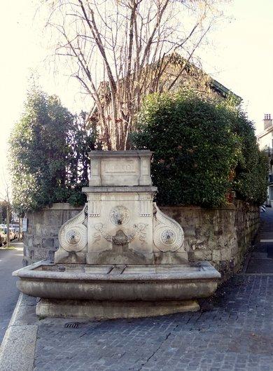 Fontaine des Fleurettes