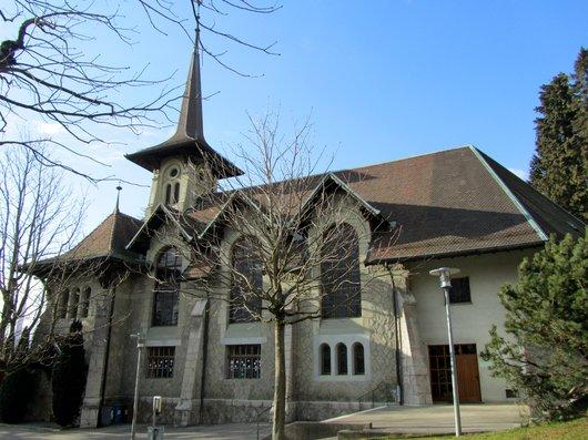 Lausanne Eglise de Chailly